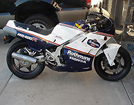NS400R Rothmans Edition
