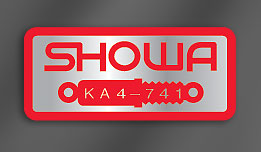 Showa decal
